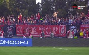 ЦСКА ще възстановява щетите на Лудогорец Арена