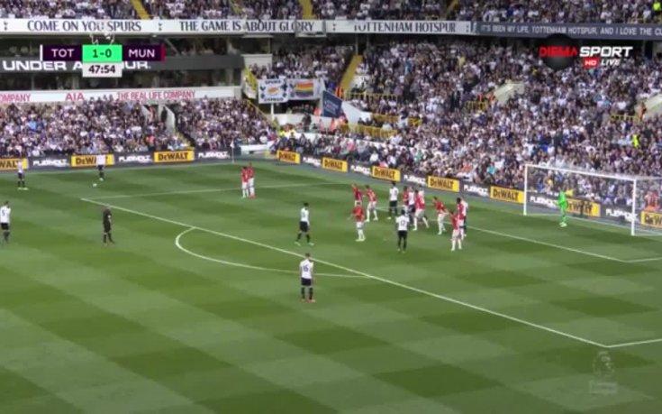 Тотнъм - Манчестър Юнайтед 2:1 /репортаж/