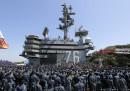 САЩ изкараха ударната ядрена сила от базата