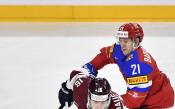 Русия би Латвия на Световното по хокей<strong> източник: БГНЕС</strong>