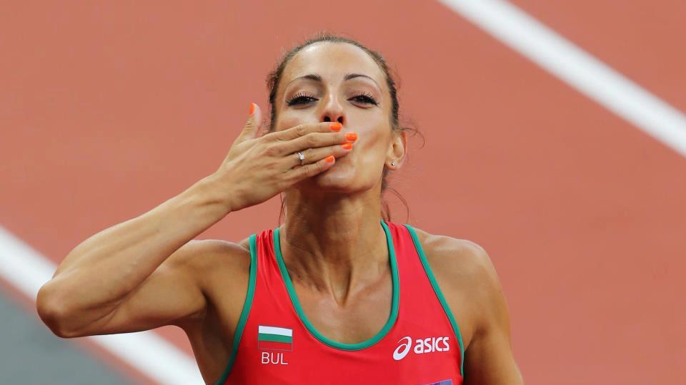 Ивет Лалова на 34: честит празник на най-добрата българска спринтьорка