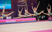 България - четвърта след първия ден на ЕП по художествена гимнастика