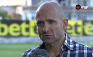 Радуканов: Доволен съм, стояхме по-добре от Верея
