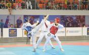 Торба с медали за българските таекуондисти от Moldova Open 2017