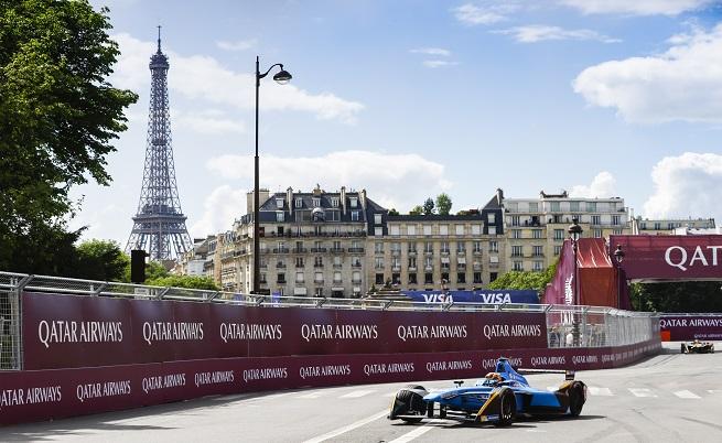 Себастиен Буеми не остави шансове на конкурентите си, зарадвайки шефовете на Renault e.dams с пети успех от шест старта този сезон. Но най-важният - този пред родна публика.