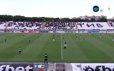 Локомотив Пд - Черно море 1:1 /първо полувреме/