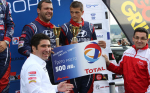 Стефан Митов: Hyundai Racing Trophy впечатли турските екипажи