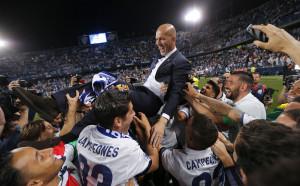 Зидан: За мен Ла Лига е най-хубавата, невероятно е да я спечеля