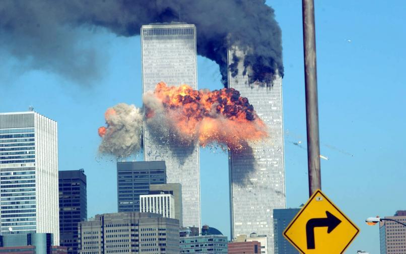 Атентаът срещу световния търговски център в Ню Йорк - 11 септември 2001 г.