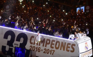 Барбекю в Реал преди финала на Шампионската лига