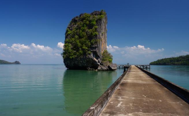 Тайландският островен рай с тъмно минало