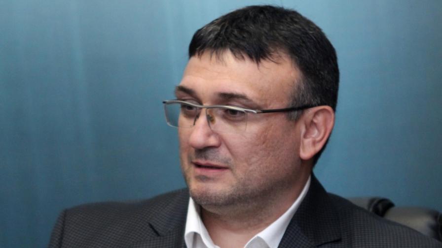 Младен Маринов - главен комисар на МВР