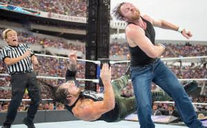 18 саблени удара в WWE, които ще ти откъснат главата