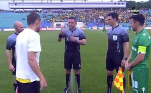 Васил Левски грейна в жълто и черно за финала