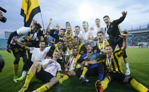 Ботев ще отпразнува купата с шествие по пловдивските улици