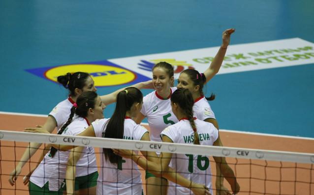 Волейболистките на България<strong> източник: Lap.bg</strong>
