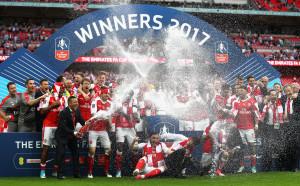 Арсенал и Венгер пак го направиха! ФА Къп е за тях, а Челси е без дубъл