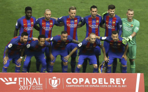 """Барселона с емоционално сбогуване с """"Висенте Калдерон"""""""