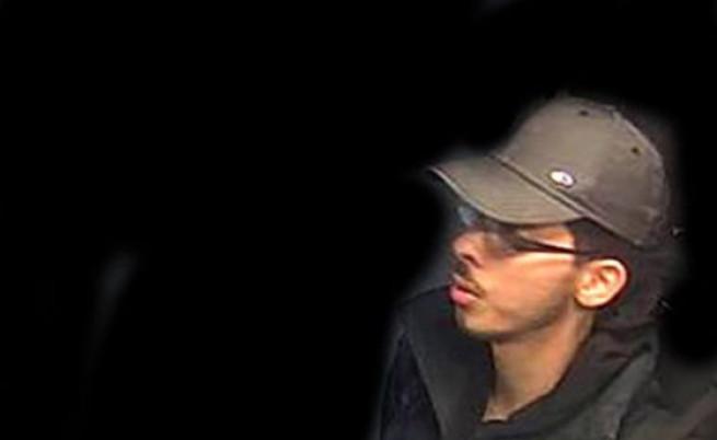 Изображенията, разпространени от манчестърската полиция