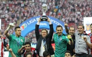 Чивас е новият шампион на Мексико