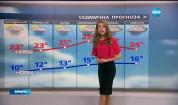 Прогноза за времето (29.05.2017 - обедна емисия)