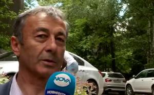 Пламен Марков лаконичен след решението на УЕФА
