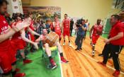 Лукойл Академик с шампионската титла<strong> източник: LAP.bg, Любомир Асенов</strong>