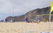 МФК Спартак загуби на старта в Шампионската лига по плажен футбол