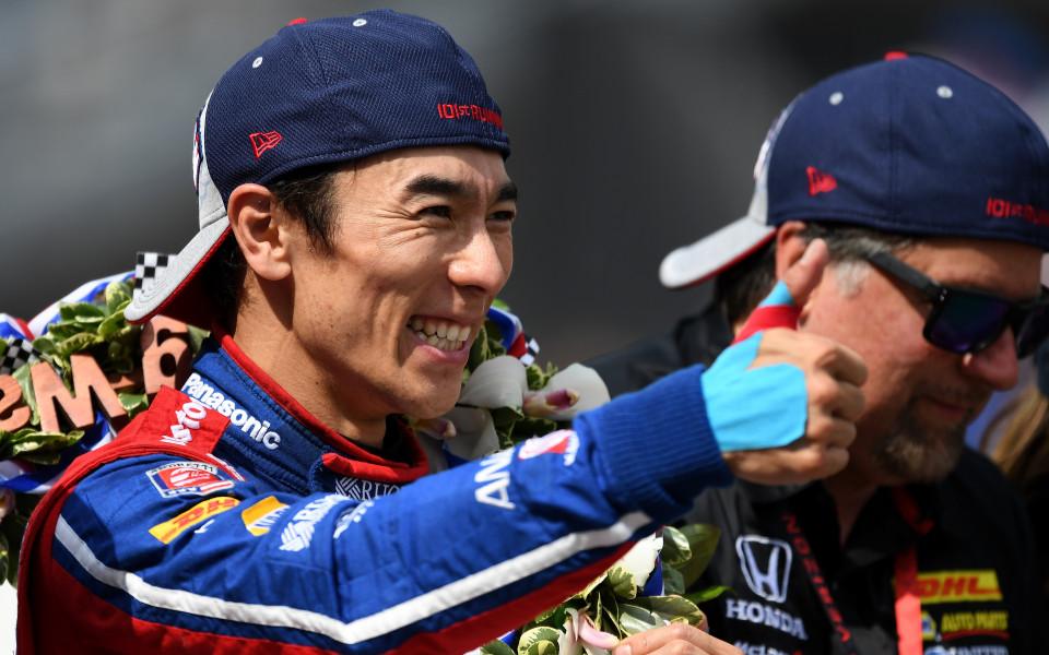 Японец спечели Инди 500