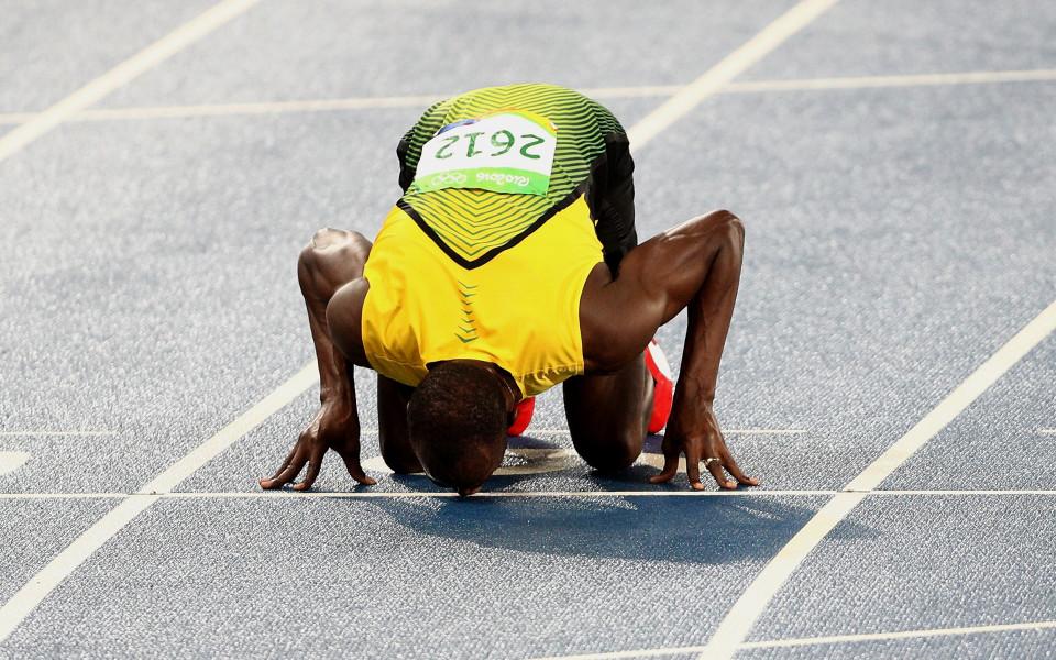 Юсейн Болт: Все още съм най-бързият в света