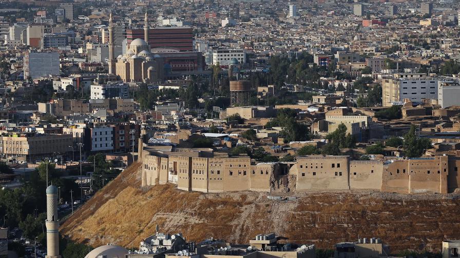Един народ строи град-мечта в пустинята