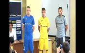 Вижте новите екипи на Левски