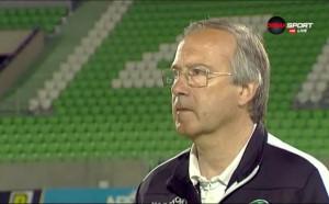Дерменджиев: Доволен съм от моментното състояние на отбора