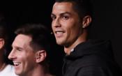 Роналдо върна жеста: Меси е суперзвезда