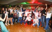 Шампионското парти на Лукойл Академик<strong> източник: БК Лукойл Академик</strong>