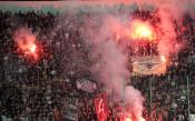 Сурови наказания  за ПАОК и АЕК заради  безредиците между феновете