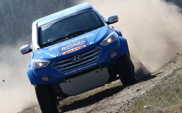 Hyundai off-road racing team източник: knowbox