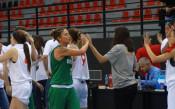Баскетболистките паднаха от Македония
