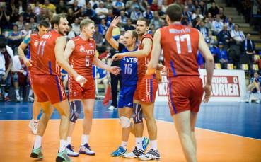 Русия ще бъде домакин волейболния Мондиал 2022