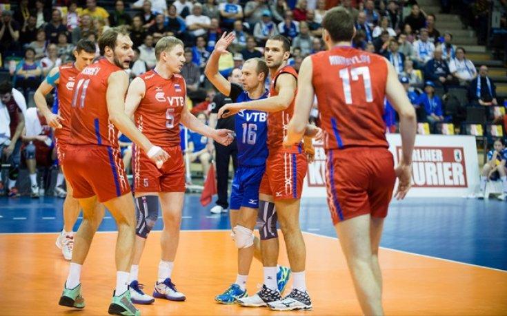 Русия би Аржентина в групата на българите