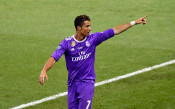 Роналдо вече тренира с Португалия
