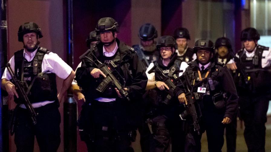 Великобритания - мишена на терор