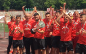 Юношите на ЦСКА с шампионска титла