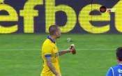 Бандаловски пи от бирата на феновете на Левски