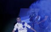Няма спиране: Роналдо празнува и на самолет