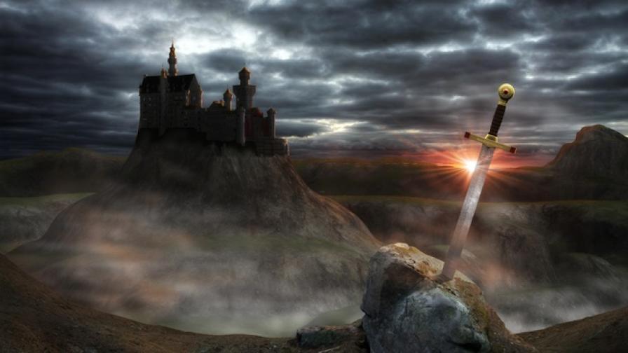Крал Артур - реална личност или легендарен герой