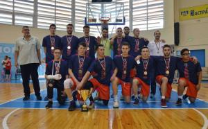 БУБА Баскетбол триумфира при юношите до 19 години