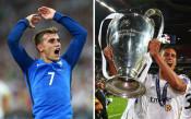 Скандал по френски: Гризман отказа да поздрави шампиона Варан