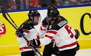Приеха китайски клуб в женската хокейна лига на Канада
