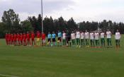 България U21 - Грузия U21<strong> източник: Валентин Грънчаров/Gong.bg</strong>